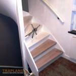 trap-bekleden-werkwijze