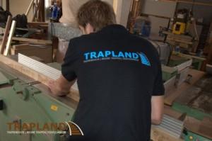 traprenovatie door trapland